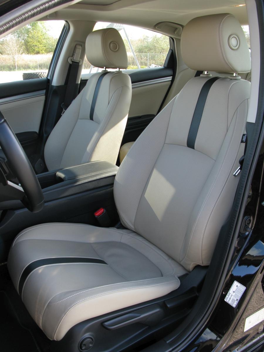 Honda Civic 1.5 VTEC Turbo Executive CVT