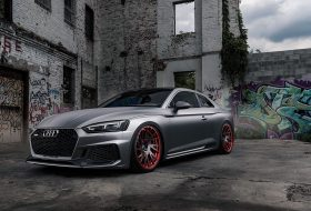 audi rs5, forgiato, tuning