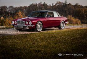 carlex design, egyedi autó, jaguar, oldtimer, tuning, xj coupe