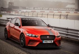 jaguar, jaguar xe, leggyorsabb, nürburgring, xe sv project 8