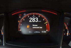 autós videó, civic type r, honda civic, nürburgring, sebességi rekord, új civic