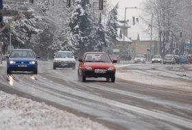 i-cell, közlekedésbiztonság, tél, vezetés