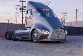 et-one, semi, tesla, tesla semi, thor trucks
