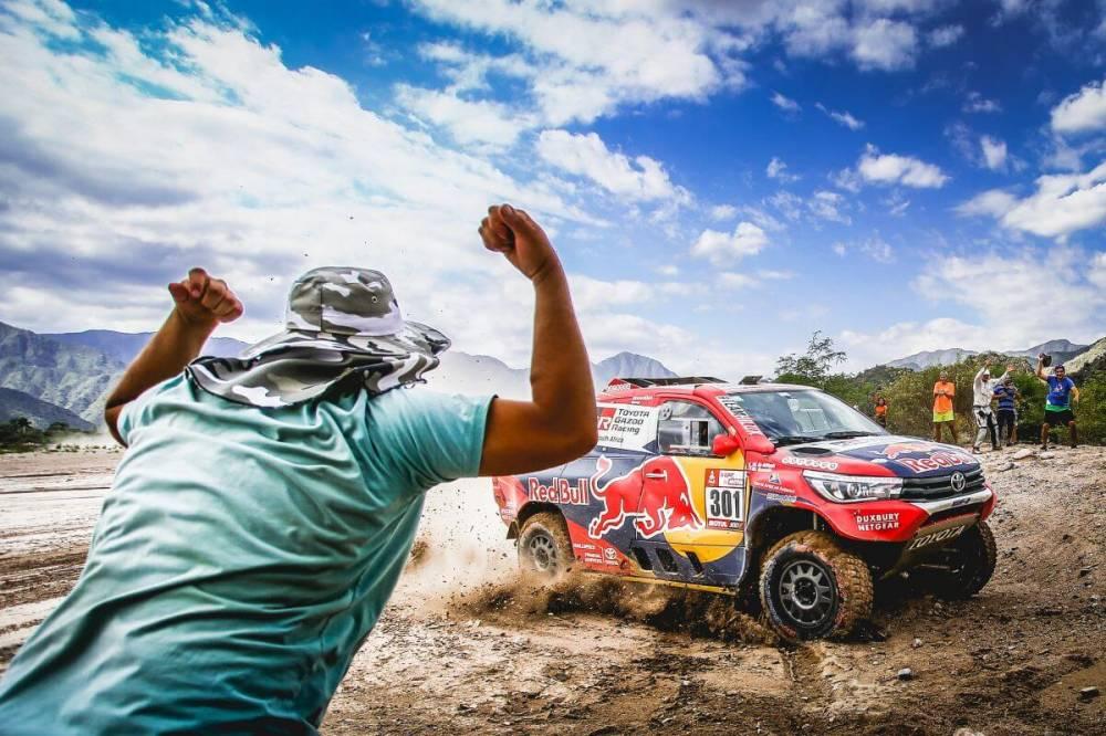40. Dakar-rali