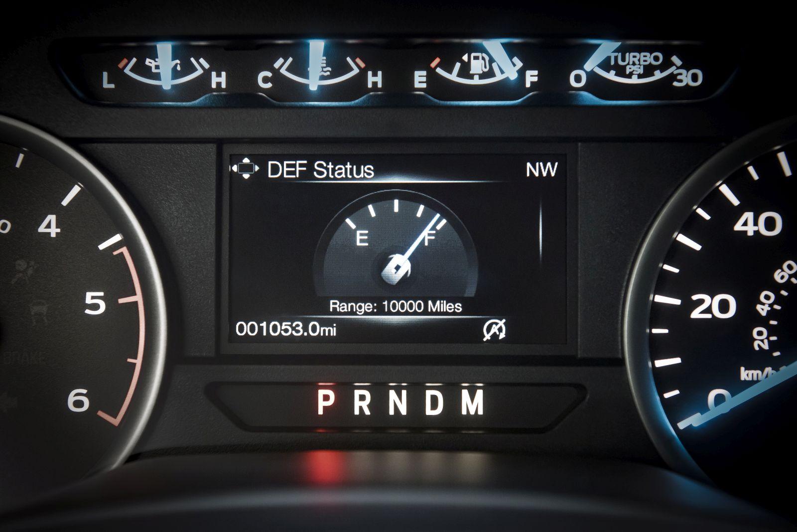 Ford F-150 Power Stroke diesel