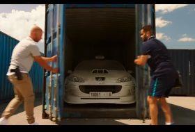 407, autós videó, film, peugeot, taxi