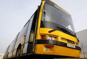 autóbusz, csuklós busz, ikarus, közlekedési múzeum