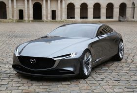 új mazda, vision coupe, world car design of the year