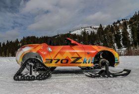 370z roadster, 370zki, chicago, hómobil, nissan, nissan 370z