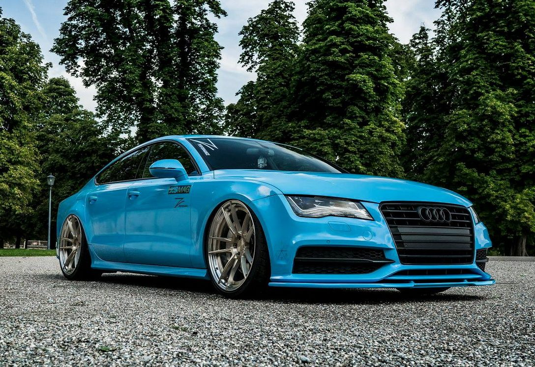 Audi A7 tuning Z-Performance