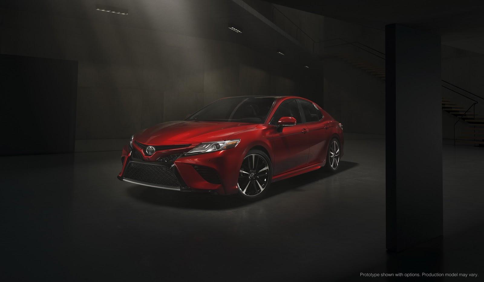 Toyota Camry visszahívás