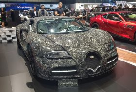 bugatti, bugatti veyron, mansory, vivere diamond edition
