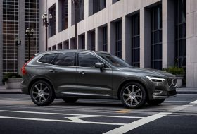 euro ncap, év autója, új xc60, világ év autója, volvo, xc60