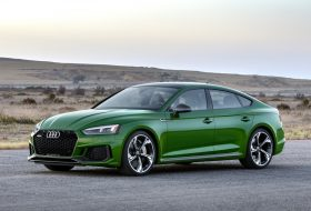 audi, new york, rs 5, rs 5 sportback