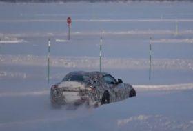 autós videó, drift, gazoo racing, kémfotó, toyota supra, új toyota