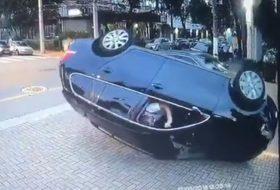 autóbaleset, autós videó, vicces, volkswagen, volkswagen golf