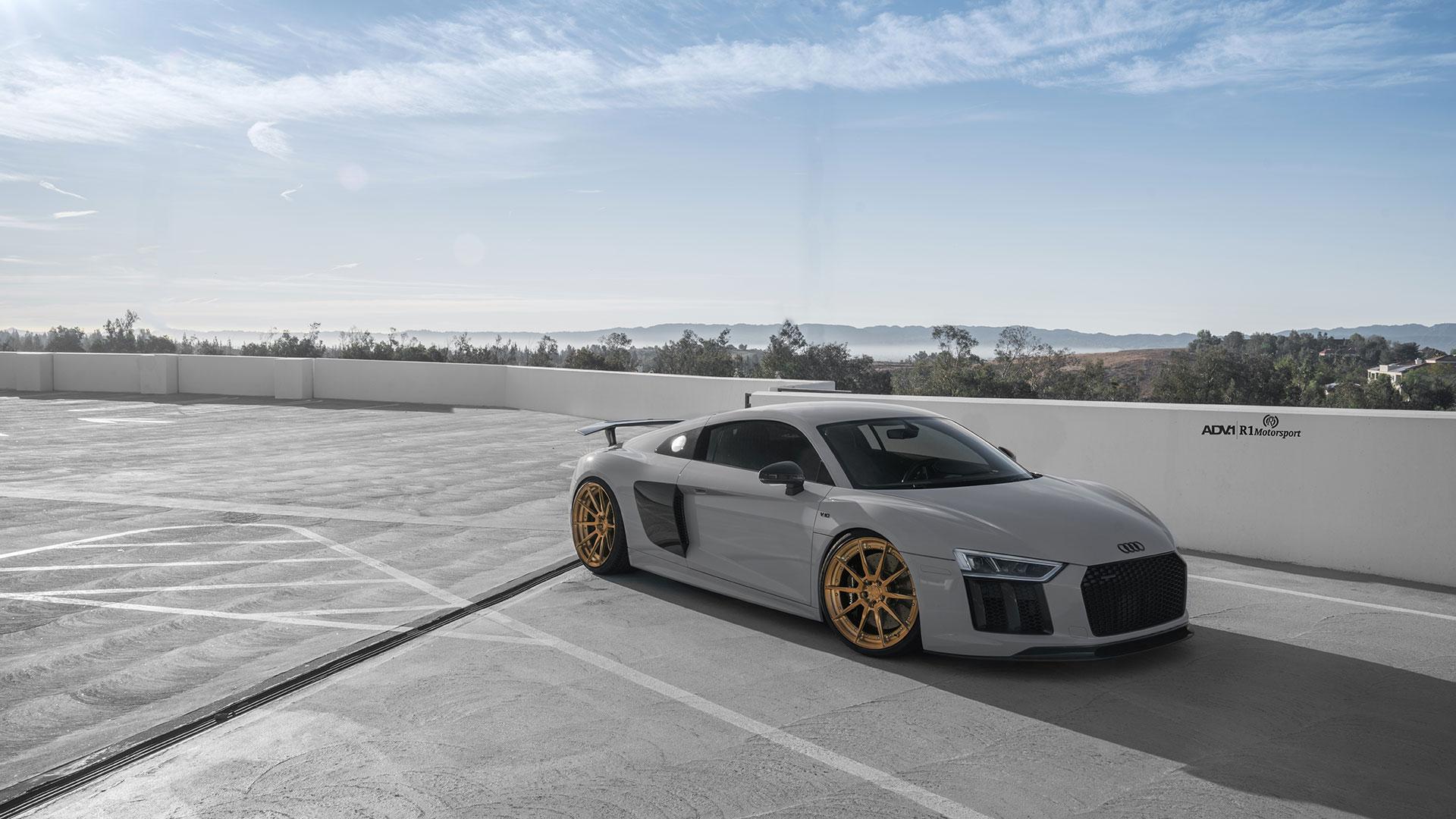 Audi R8 V10 Plus R1 Motorsports