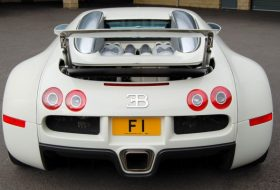 bugatti veyron, f1, mclaren f1, rendszám, vicces