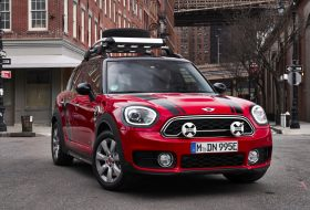 countryman, countryman panamericana, elektromos, mini, new york, plug-in hibrid