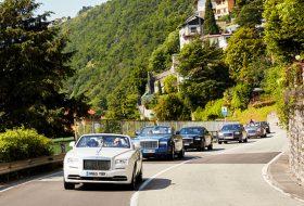 Journey Into Luxury, olaszország, új rolls-royce