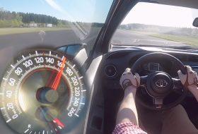 autós videó, gyorsulás, ritkaság, új toyota, yaris grmn