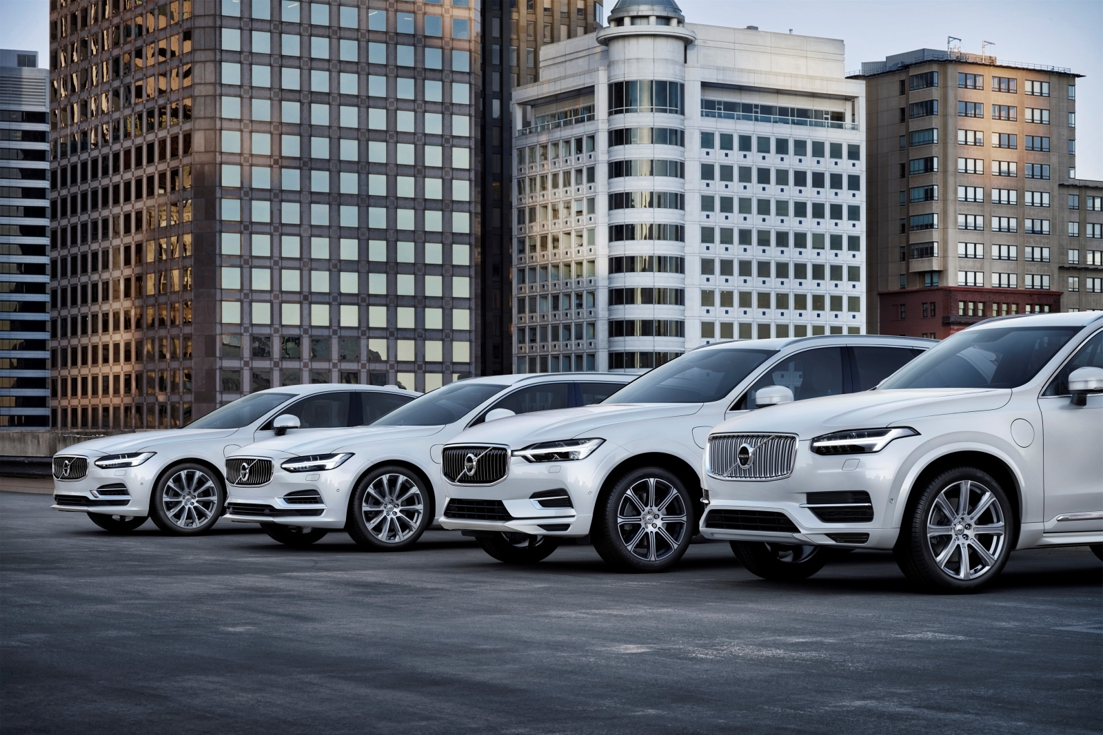 Volvo Cars' T8 Twin Engine Range