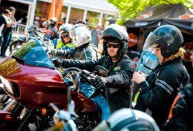 harley davidson, open road fest