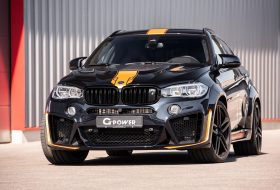 bmw, g-power, typhoon, x6 m