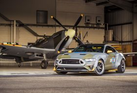árverés, drift, eagle squadron, goodwood, mustang gt, spitfire, vaughn gittin jr