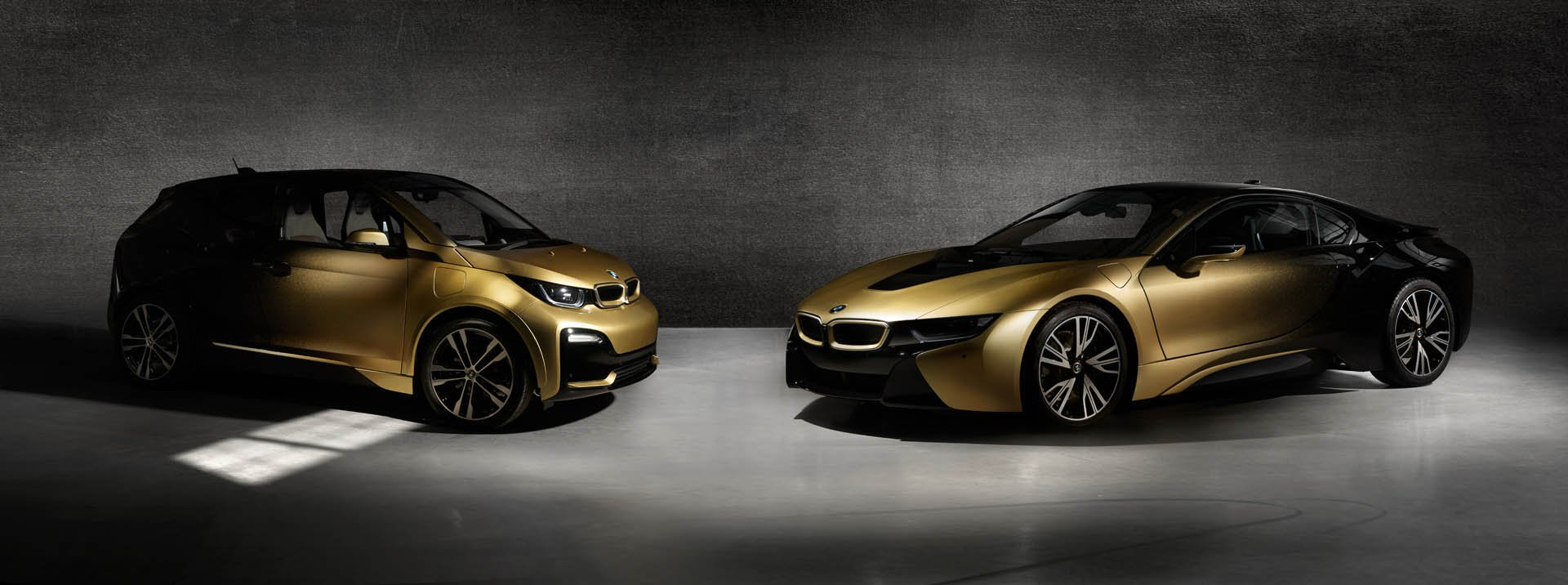 BMW i3 és i8 Starlight Edition