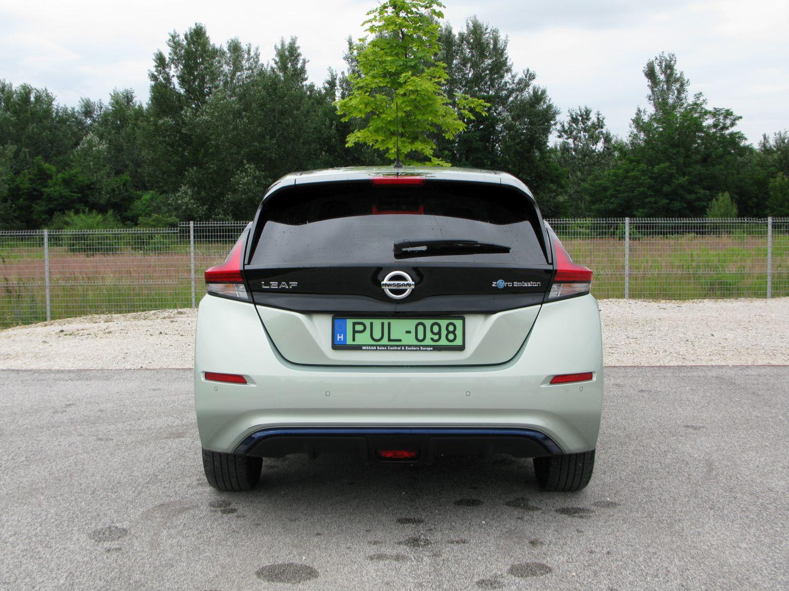 Nissan Leaf N-Connecta