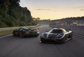 agera rs, bugatti veyron, koenigsegg, limitált kiadás, ritkaság, sebességi rekord