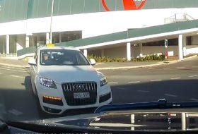 audi q7, ausztrália, autóbaleset, pov video, új amarok, volkswagen