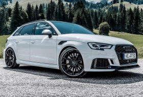 abt, audi rs3, tuning