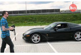 autós videó, chevrolet, corvette, egyedi autó, távirányítás