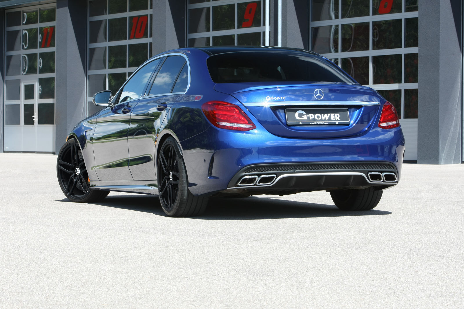 G-Power Mercedes-AMG C 63 S