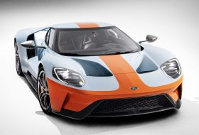 ford, ford gt, gulf oil, heritage edition, le mans