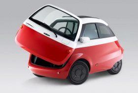 bmw isetta, elektromobilitás, elektromos autó, microlino, zöld autó