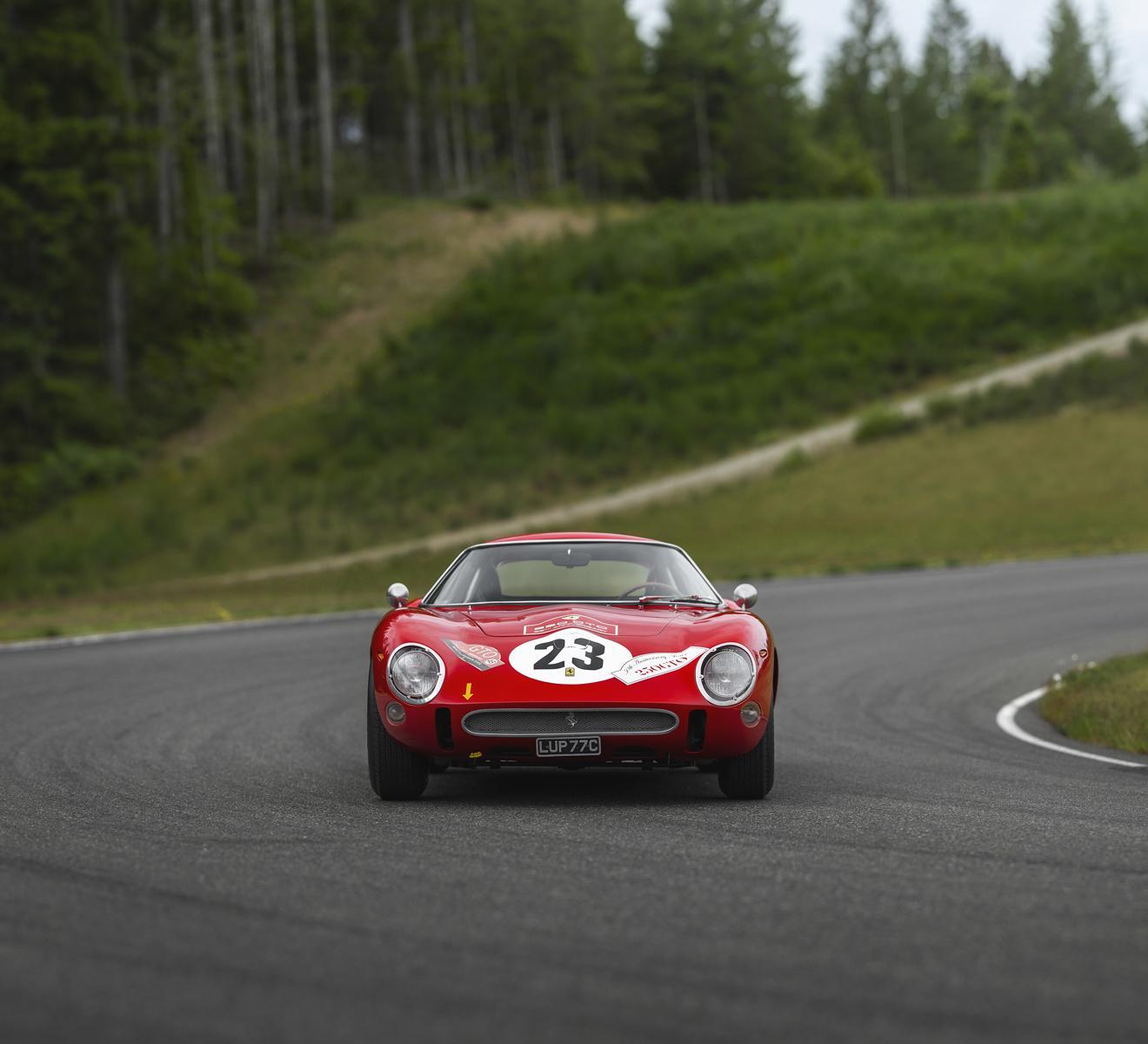 Ferrari 250 GTO 13,47 milliárd forintért