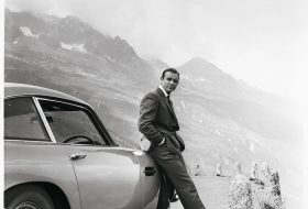 aston martin, db5, goldfinger, james bond