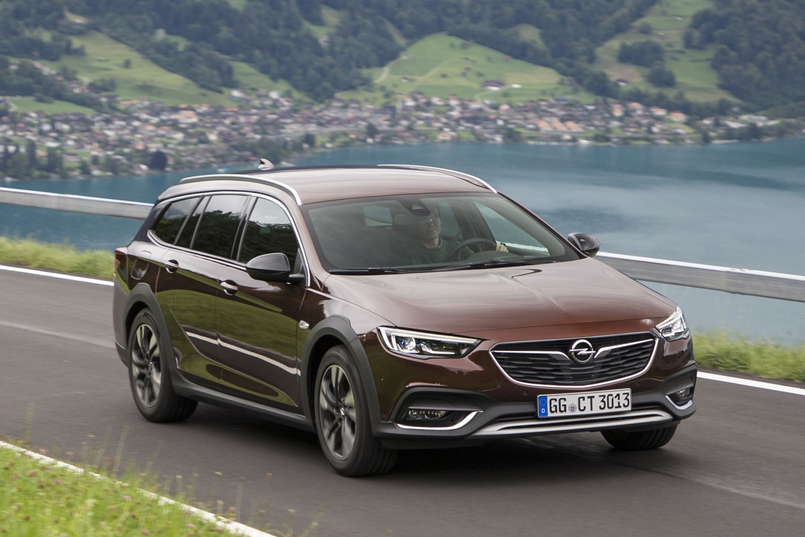 2017 Opel Insignia Country Tourer