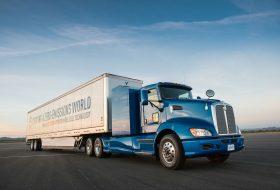 elektromos, hidrogén, kamion, teherautó, toyota, üzemanyagcella