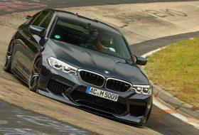 ac schnitzer, autós videó, bmw m5 competition, körrekord, nürburgring, tuning, új m5