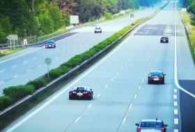 autobahn, autós videó, bugatti veyron, gyorshajtás, sebességi rekord