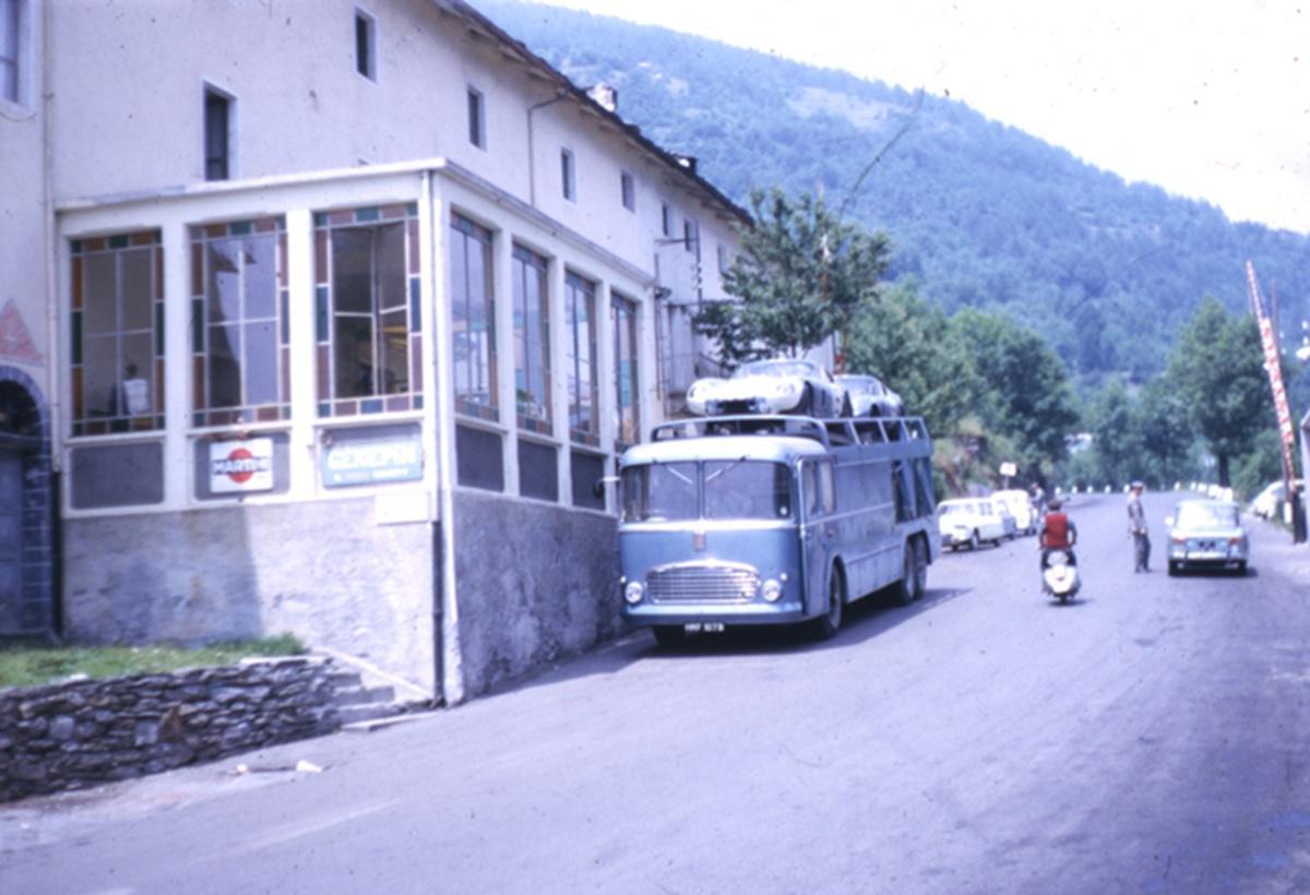 1956 Fiat Bartoletti Transporter