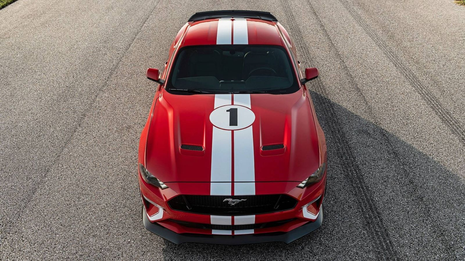 Hennessey Heritage Edition Mustang