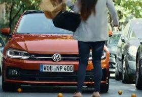autós videó, közlekedésbiztonság, reklám, új polo, új volkswagen, vicces