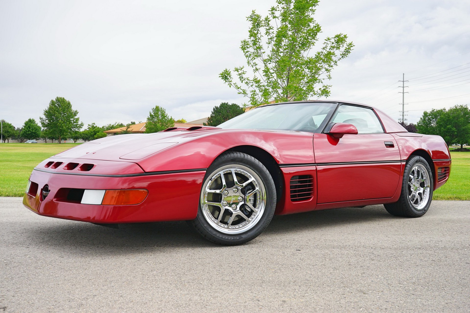Callaway Chevrolet Corvette Twin Turbo