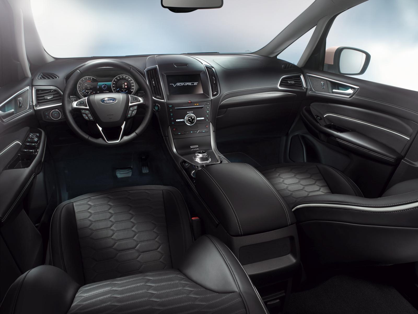 Új Ford S-MAX és Galaxy