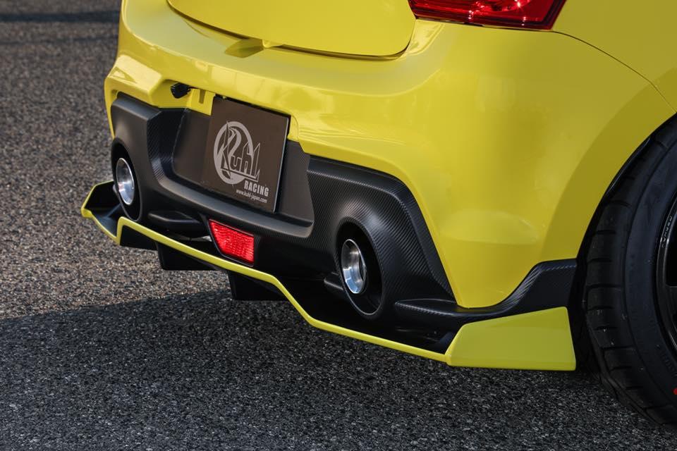 Kuhl Racing Suzuki Swift Sport 2018